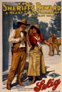The Sheriff's reward A heart taken prisoner by Selig. c1914